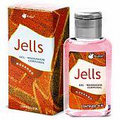 Gel comest�vel de morango  - jells 30ml